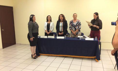 Presentación de examen de grado de Maestra en Ciencias Administrativas con énfasis en Finanzas